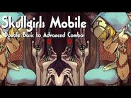 Skullgirls Mobile - Double Basic to Advanced Combos