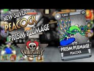 Fighter Reveal- Peacock - PRISM PLUMAGE - Skullgirls Mobile