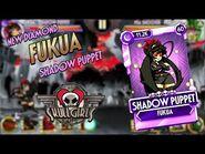 Skullgirls Mobile - Full Fighter Analysis- Shadow Puppet Fukua
