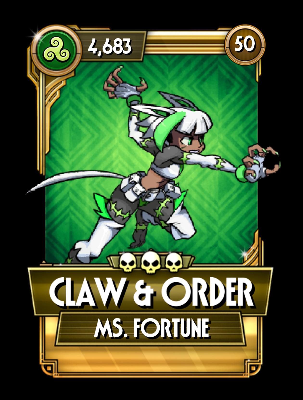 Claw & Order