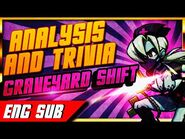 ►VALENTINE GRAVEYARD SHIFT ANALYSIS AND TRIVIA - SKULLGIRLS MOBILE