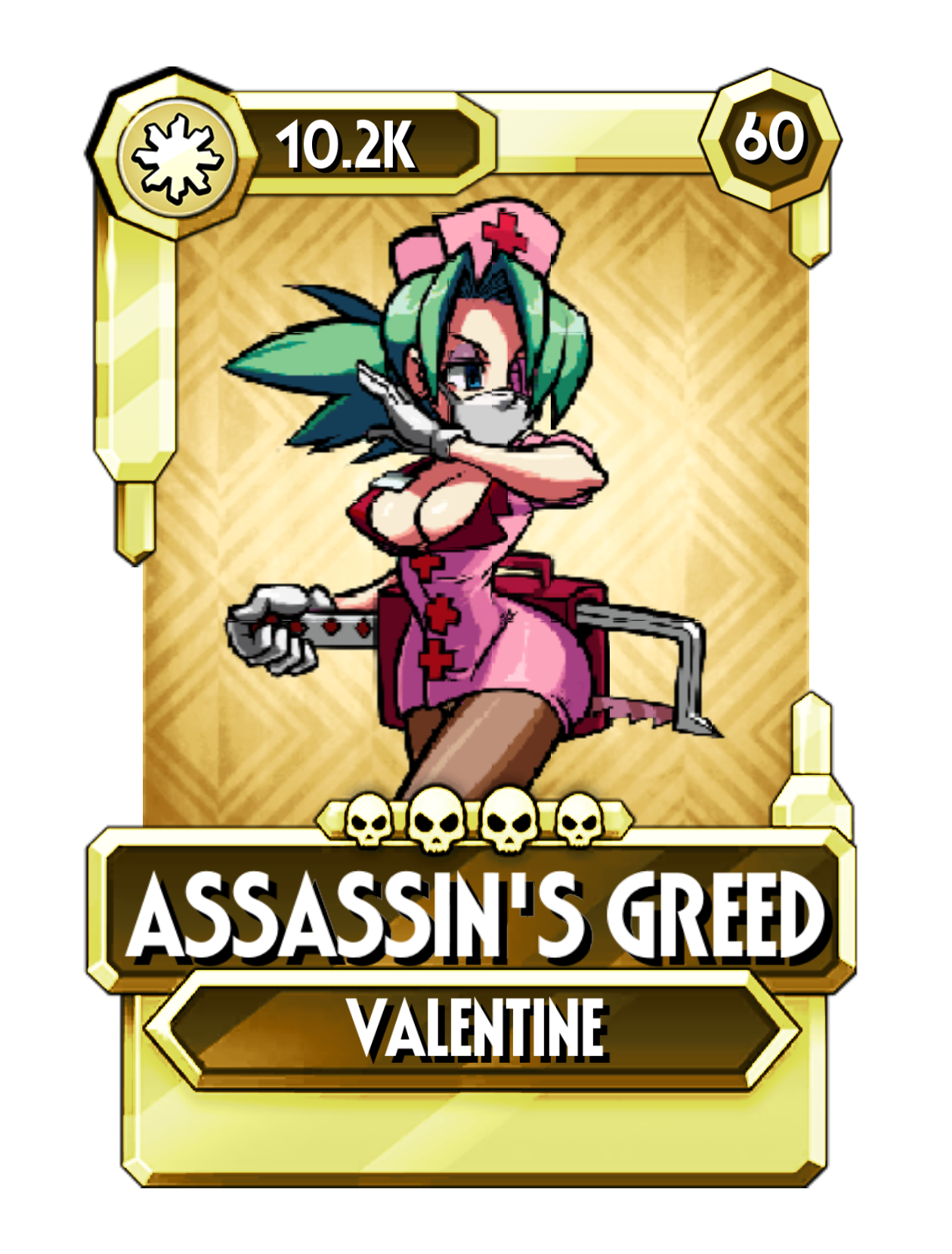 Assassin's Greed