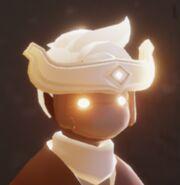 Maske AblehnenderReisender