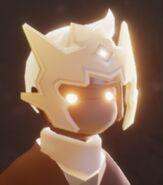 Maske Aussichtsspäher