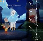 Season of flight spirit map light whisperer