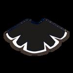 Icon cape black tier 2