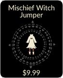 Mischief Witch Jumper