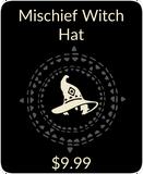 Witch hat IAP