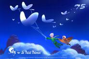 Le Petit Prince 75th Anniversary