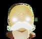 Belonging Mask Wasteland