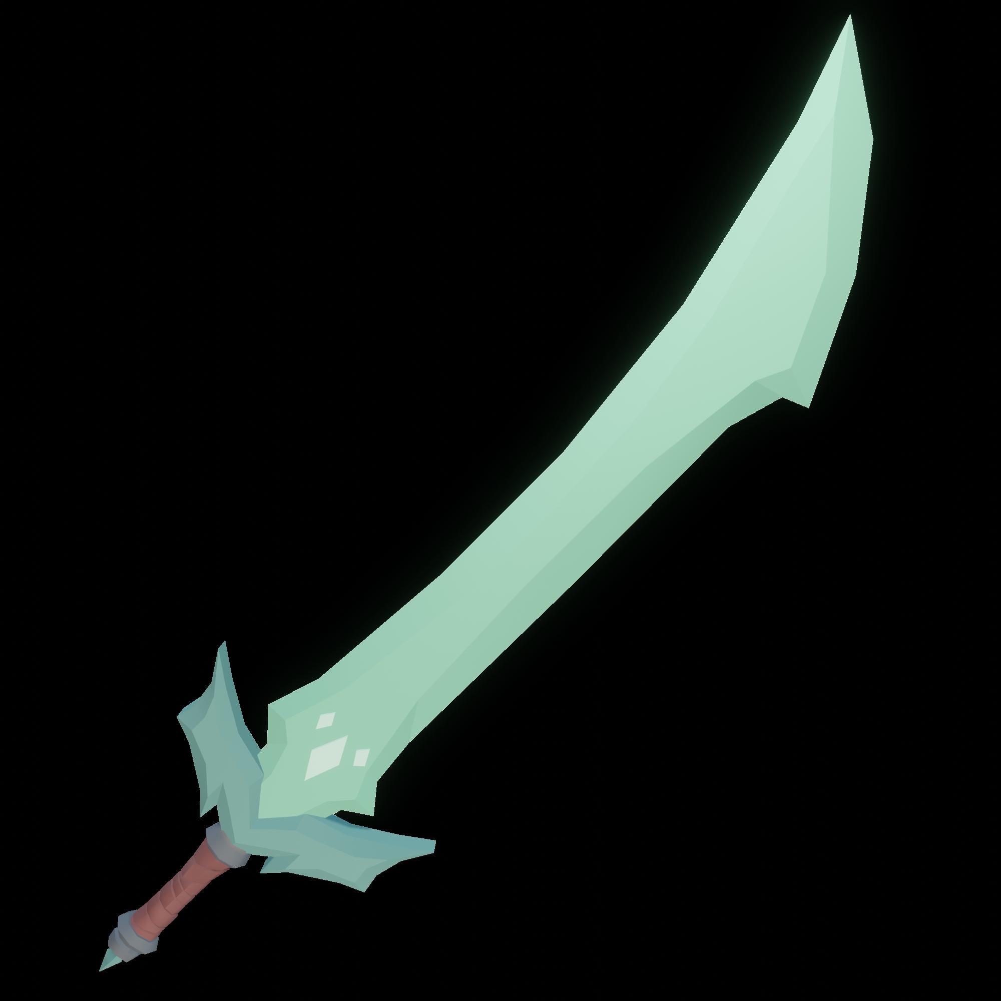 Aquamarine Sword Skyblox Wiki Fandom