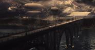 Flying Legion Base bridge