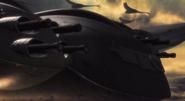 Flying Wings guns