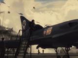Amphibious fighter planes
