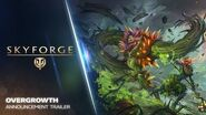 Skyforge - Overgrowth Announcement Trailer