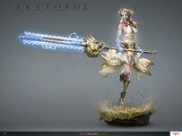 Skyforge Gods Concept