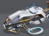 Glider Stormbringer TX-600