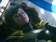 Gwen Knocked Out