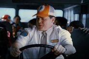 Ron Wilson Driving