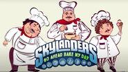 Skylanders Go Ahead - Bake My Day