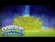 Meet the Skylanders- Stink Bomb l SWAP Force l Skylanders