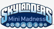 Skylanders Mini Madness Logo