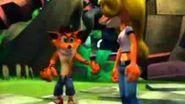 Crash Bandicoot Talks