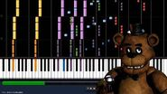 IMPOSSIBLE REMIX - Five Nights at Freddy's Song (The Living Tombstone)