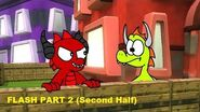 Skylanders University Part 2 Second Half (Flash Movie)