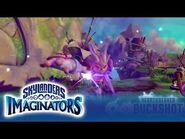 Official Skylanders Imaginators- Meet Heartbreaker Buckshot