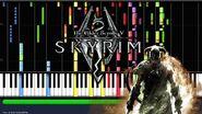 IMPOSSIBLE REMIX - Skyrim Theme