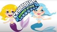 Skylanders Mermaid Attack
