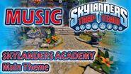 -♪♫- Skylanders Academy - Main Theme -Skylanders-Volcanoes Of MysteryMusic
