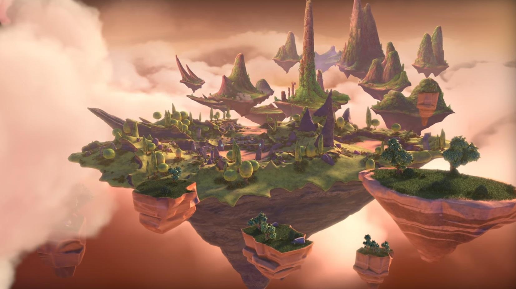 Lost Island of Arkus