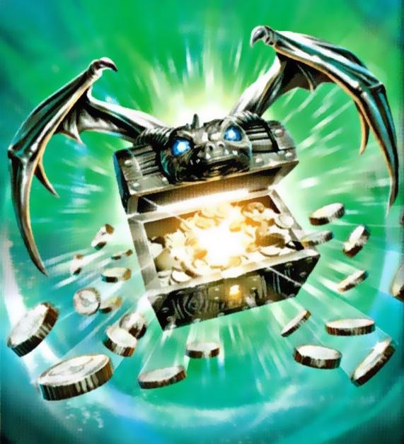 Platinum Treasure Chest