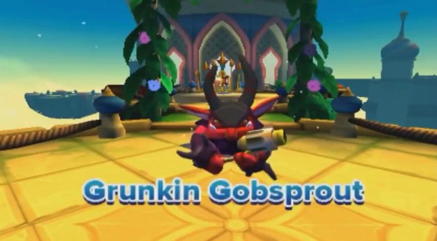 Grunkin Gobsprout