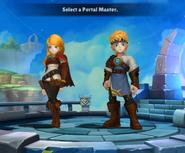 Portal Masters (RoH)