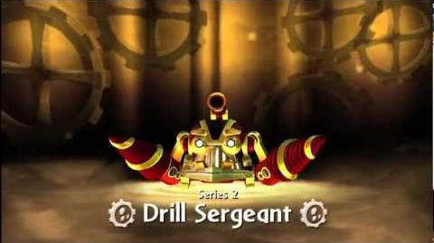 """Meet The Skylanders - Series 2 Drill Sergeant """"Licenced To Drill!"""" Official Trailer"""