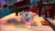 Meet the Skylanders Roller Brawl