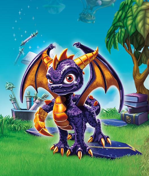 Elite Spyro
