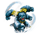 Legendary Slam Bam Transparent Render