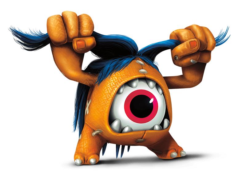 Eye Scream (villain)