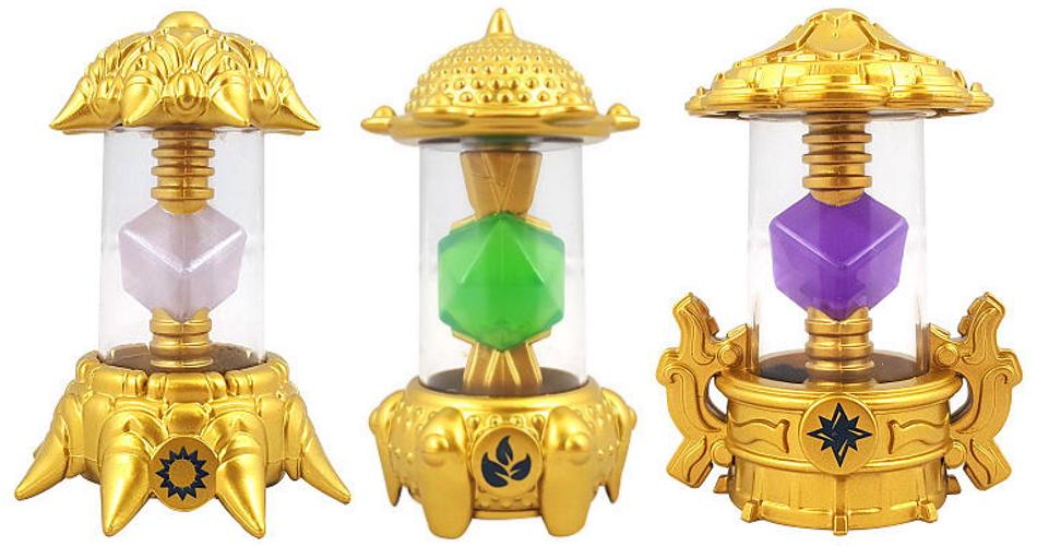 Legendary Creation Crystals