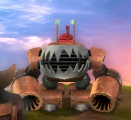 Chompy Bot 9000s