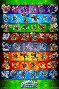 Skylanders swap force poster by 84pokedude-d6kdb9z