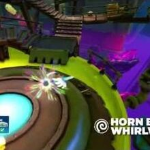 Skylanders Swap Force - Meet the Skylanders - Horn Blast Whirlwind (Twists of Fury)
