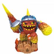 LL Eruptor toy