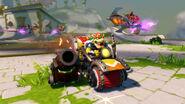 SSC Barrel Blaster 2