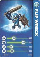 Flip Wreck Card