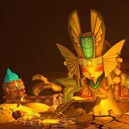 ROH Cave of Gold Golden Queen